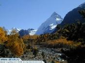 Caucasus automne