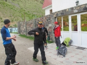 hotel Elba - for climbers