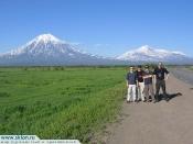 Kamchatka arrival
