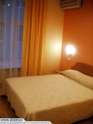 Accommodation in St-Petersburg