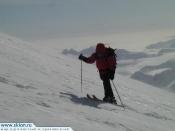 Elbrus ski climb120