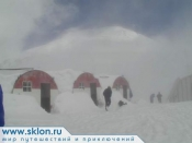 Elbrus ski+climb 8 days