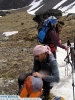 Climbing Mt. Elbrus from the North at June