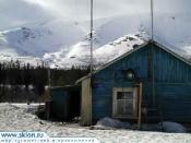 Rescue station at Kuelpor..