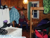 The cabane is good place..