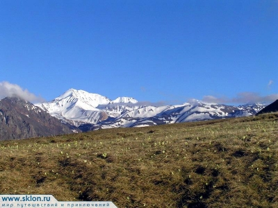 Elbrus from North